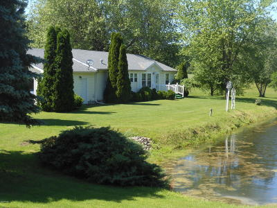 Berrien County, Cass County, Van Buren County Single Family Home For Sale: 8543 Laberdy Road