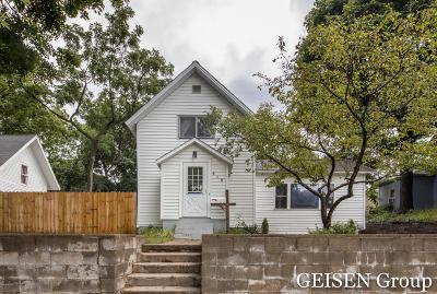 Belding Single Family Home For Sale: 616 Pleasant Street
