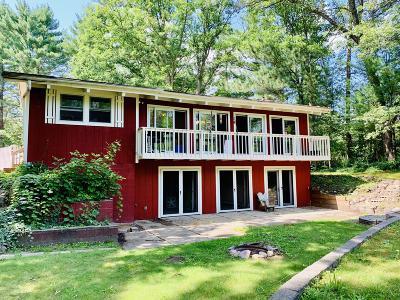Baldwin Single Family Home For Sale: 6840 S Riverbend Lane