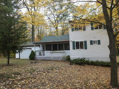 Muskegon Single Family Home For Sale: 1695 Simonelli Road