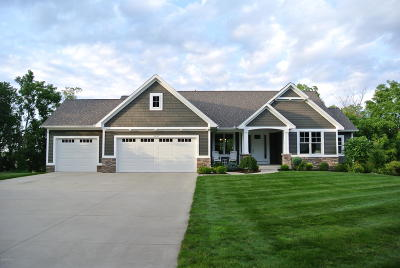 Ottawa County Single Family Home For Sale: 2597 Barry Street