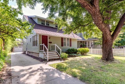 St. Joseph Single Family Home For Sale: 1715 Niles Avenue