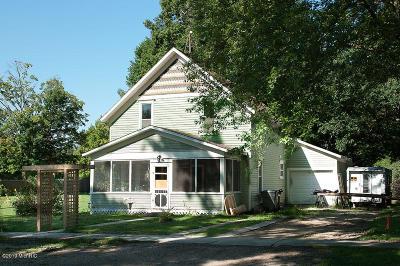 White Cloud Single Family Home For Sale: 31 S Gibbs Street