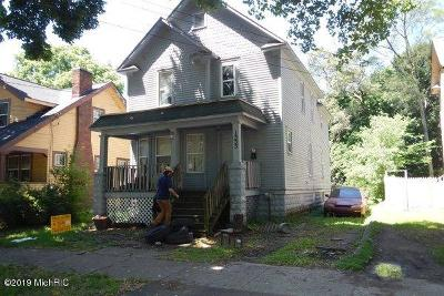 Kalamazoo Single Family Home For Auction: 1333 N Rose Street