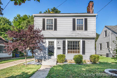 Single Family Home For Sale: 2441 Mildred Avenue SE