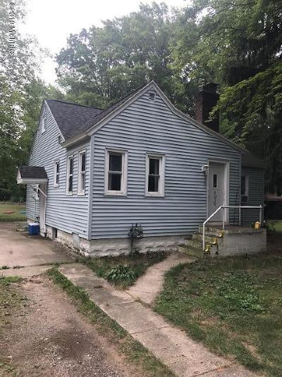 Muskegon Single Family Home For Sale: 1928 Pappas Road
