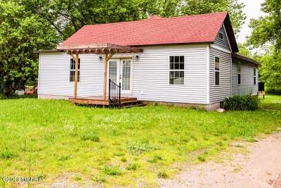 Single Family Home For Sale: 5511 Coloma Road
