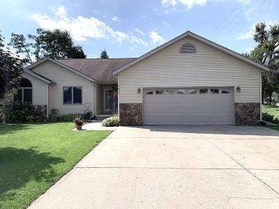 Belding Single Family Home For Sale: 1415 5th Street
