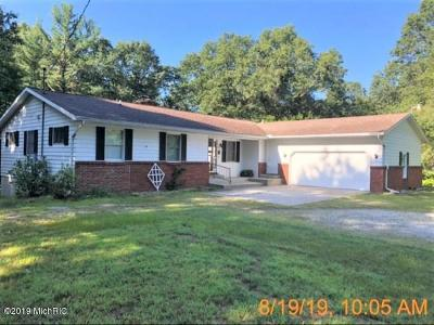 Montague Single Family Home For Sale: 5067 Eilers Road