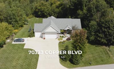 Lawton Single Family Home For Sale: 70323 Copper Boulevard