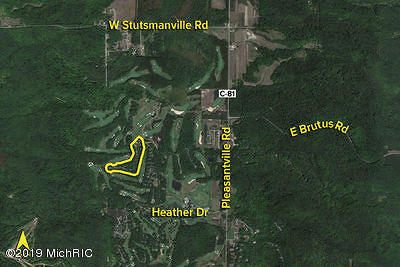 Benzie County, Charlevoix County, Clare County, Emmet County, Grand Traverse County, Kalkaska County, Lake County, Leelanau County, Manistee County, Mason County, Missaukee County, Osceola County, Roscommon County, Wexford County Residential Lots & Land For Sale: 722 Aronimink Drive