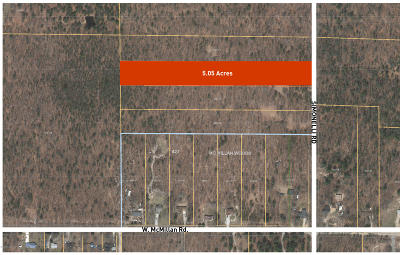 Muskegon Residential Lots & Land For Sale: Simonelli Road