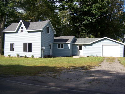 Branch County Single Family Home For Sale: 100 W Union City Road