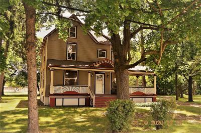 Benton Harbor Single Family Home Active Backup: 1591 Union Avenue