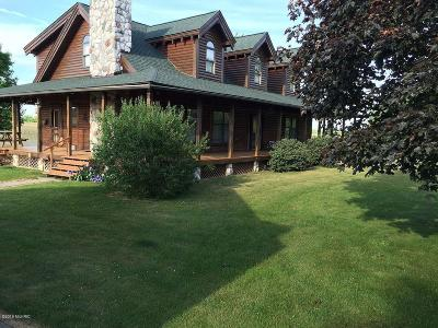 Branch County Single Family Home For Sale: 780 King Road