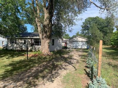 Muskegon County, Newaygo County, Oceana County, Ottawa County Single Family Home For Sale: 104 S Brooks Road