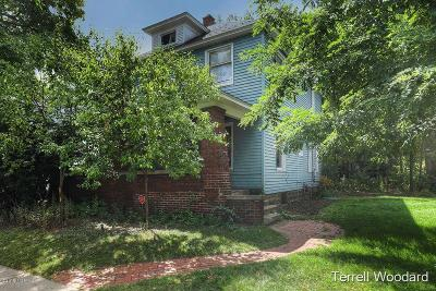 Single Family Home For Sale: 1139 Marshall Avenue SE