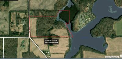 Berrien County, Branch County, Cass County, Calhoun County, Hillsdale County, Jackson County, Kalamazoo County, Van Buren County, St. Joseph County Residential Lots & Land For Sale: 53901 Finch Road