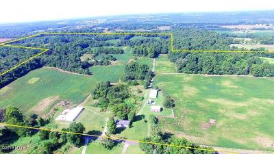 Cassopolis Residential Lots & Land For Sale: 54542 Penn Road