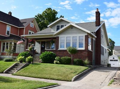 Single Family Home For Sale: 506 Clinton Avenue