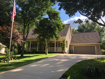 Single Family Home For Sale: 9193 Greystone Road