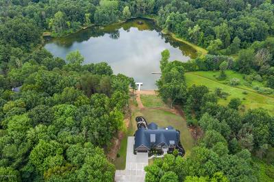Rockford Single Family Home For Sale: 3540 12 Mile Road NE