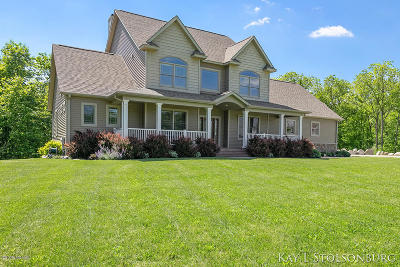 Single Family Home For Sale: 5396 Natures Pl Drive