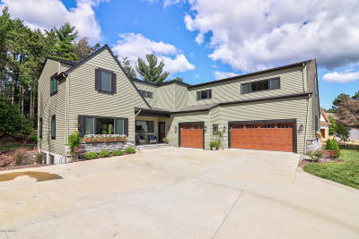Grand Haven, Spring Lake, Ferrysburg Single Family Home For Sale: 16723 Pine Dunes Court
