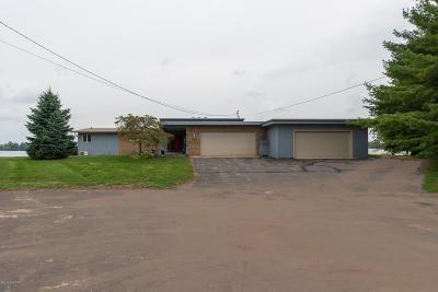 Vicksburg Single Family Home For Sale: 11755 Highview Shores