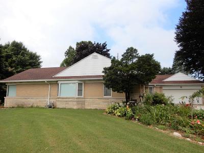 Hartford Single Family Home For Sale: 60106 Cr 681