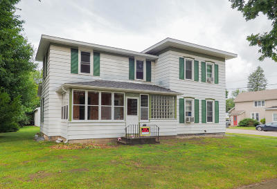 Plainwell Multi Family Home For Sale: 502 S Main Street