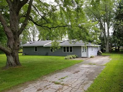 Coloma Single Family Home For Sale: 5547 Defield Road