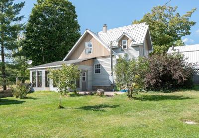 Evart Single Family Home Active Backup: 12617 50th Avenue