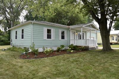 New Buffalo Single Family Home For Sale: 805 W Water Street