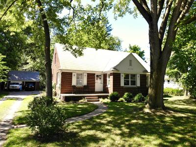 Stevensville Single Family Home For Sale: 4192 Red Arrow Highway