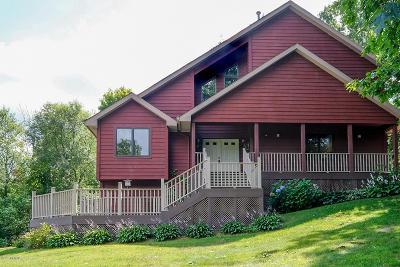 Plainwell Single Family Home For Sale: 196 Country Club Boulevard