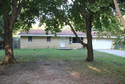 Stevensville Single Family Home For Sale: 7343 Rosemary Road