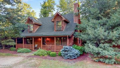 Saugatuck, Douglas Single Family Home For Sale: 3591 Cattail Court #19