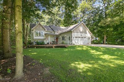 Saugatuck, Douglas Single Family Home For Sale: 3416 Maple Gate Drive