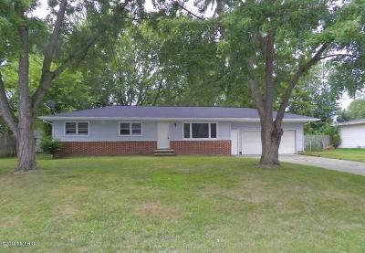 Stevensville Single Family Home For Sale: 6002 Ponderosa Drive