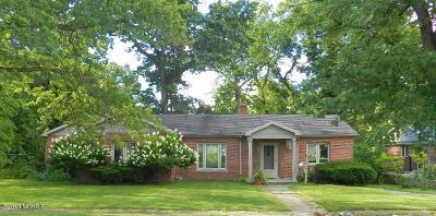 Benton Harbor Single Family Home For Sale: 222 Windsor Road