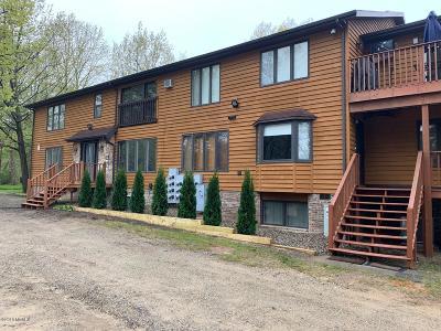 Condo/Townhouse For Sale: 4766 Arbor Avenue #7