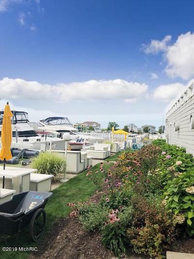 New Buffalo Residential Lots & Land For Sale: 304 Peninsula - E/Moorings