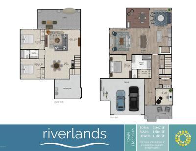 Grand Rapids Condo/Townhouse For Sale: Riverlands Drive NE #10