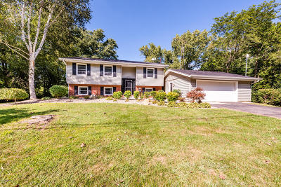 Berrien Springs Single Family Home For Sale: 5865 Snyder Road