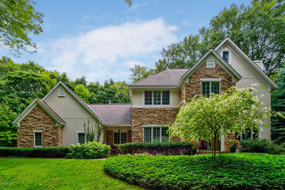 Holland, West Olive Single Family Home For Sale: 6380 Hidden Ponds Drive