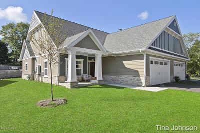 Rockford MI Condo/Townhouse For Sale: $409,000