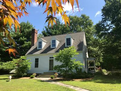 Saugatuck, Douglas Single Family Home For Sale: 3293 Lorrimar Lane