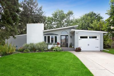New Buffalo Single Family Home For Sale: 312 S Chicago Street