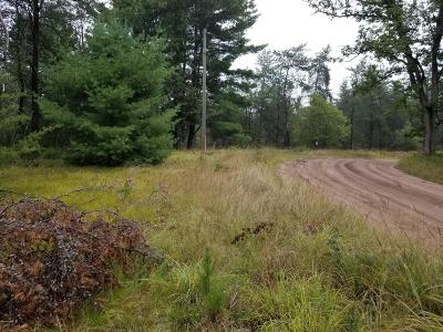 Benzie County, Charlevoix County, Clare County, Emmet County, Grand Traverse County, Kalkaska County, Lake County, Leelanau County, Manistee County, Mason County, Missaukee County, Osceola County, Roscommon County, Wexford County Residential Lots & Land For Sale: 0000 10 Mile Road